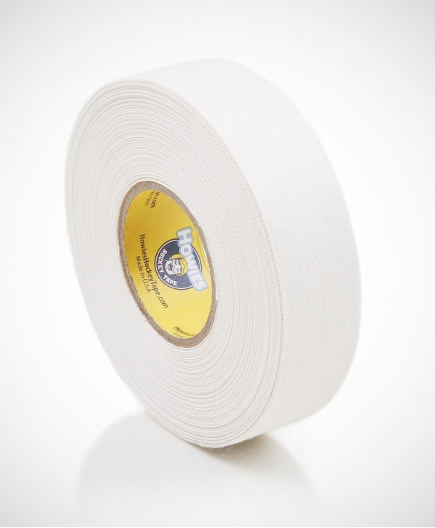 White Cloth Hockey Stick Tape