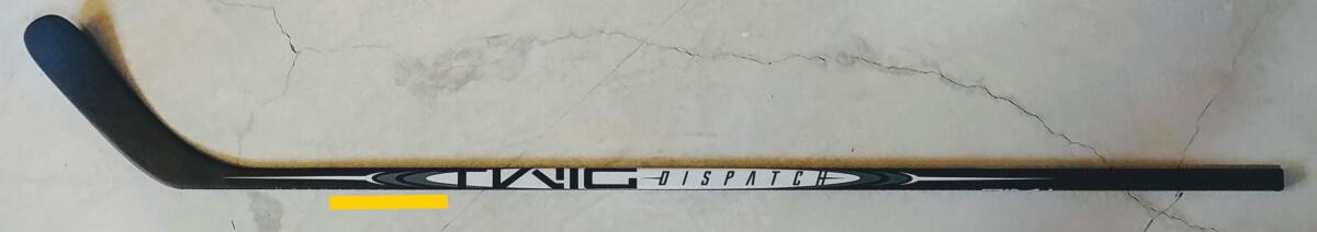 Low-kick Dispatch Hockey Stick