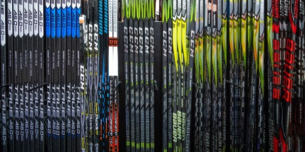 Compare Elite Hockey Sticks of the 2018-2019 Season